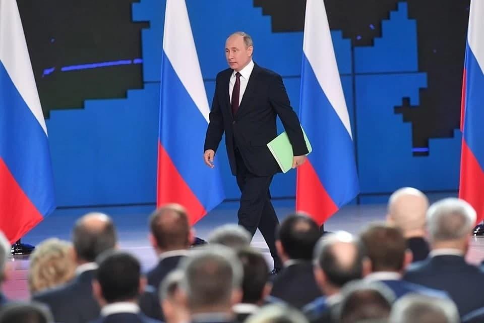 Стала известна дата проведения Большой пресс-конференции Владимира Путина