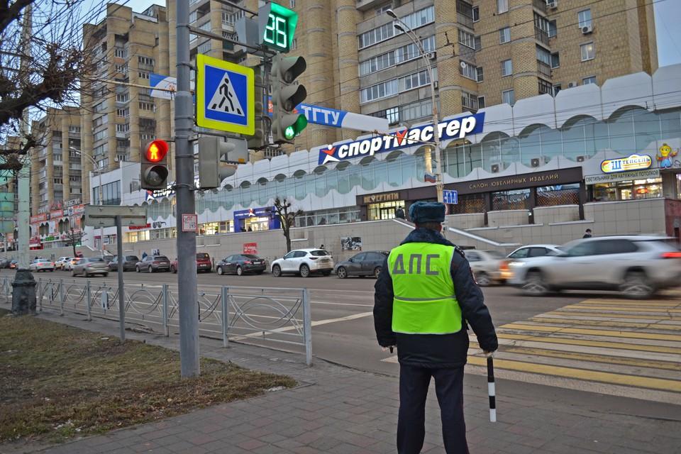 Полицейские организовали дежурство по всему городу