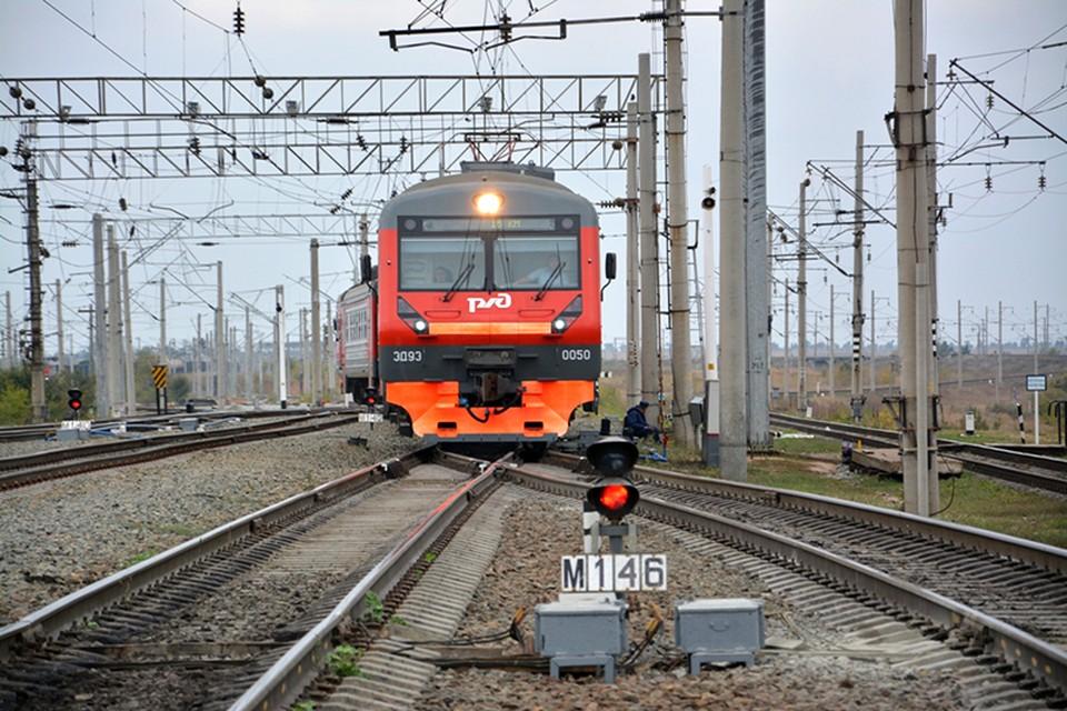 Фото Приволжской железной дороги.