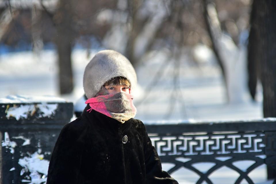 Синоптики обещают январские морозы