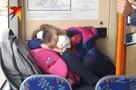 Не досчитался ребенка: В Кишиневе многодетный отец вывел детей на прогулку, а четырехлетнюю дочь... забыл в троллейбусе