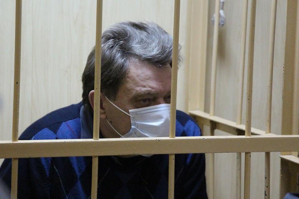 Иван Кляйн пробудет в СИЗО до 13 января. Фото: пресс-служба Кировского районного суда г. Томска.