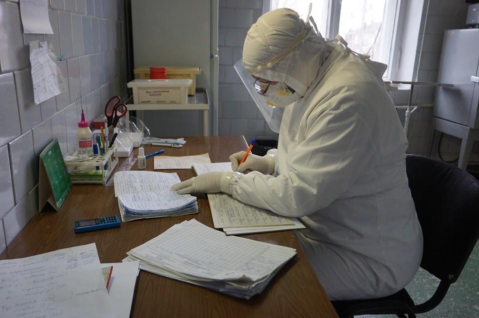 Репортаж из «красной зоны»-1: В Донбассе появилась еще одна передовая - по борьбе со смертельным вирусом