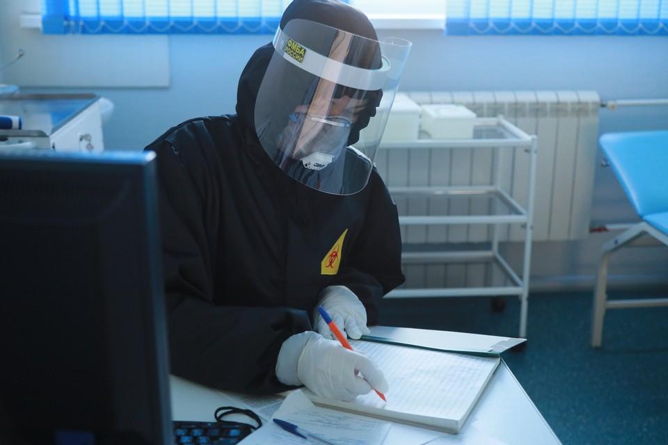 Регионам РФ направили десять миллиардов рублей на выплаты медикам за борьбу с COVID-19