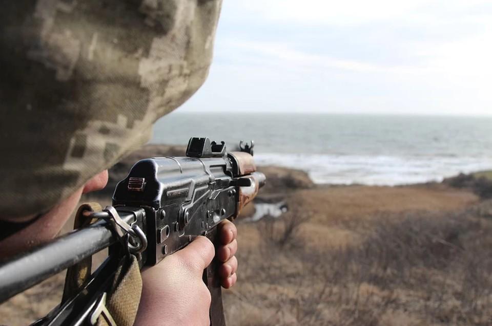 Украинская армия обстреляла Коминтерново. Фото: штаб ООС