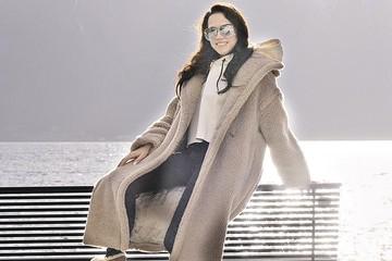 Модные тренды зимы 2020-2021: Ботфорты Гагариной и шуба-«чебурашка» Загитовой