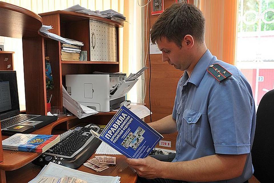 МВД России перечислило основания для недопуска к экзамену на водительские права