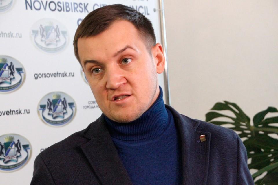 Игорь Титаренко.