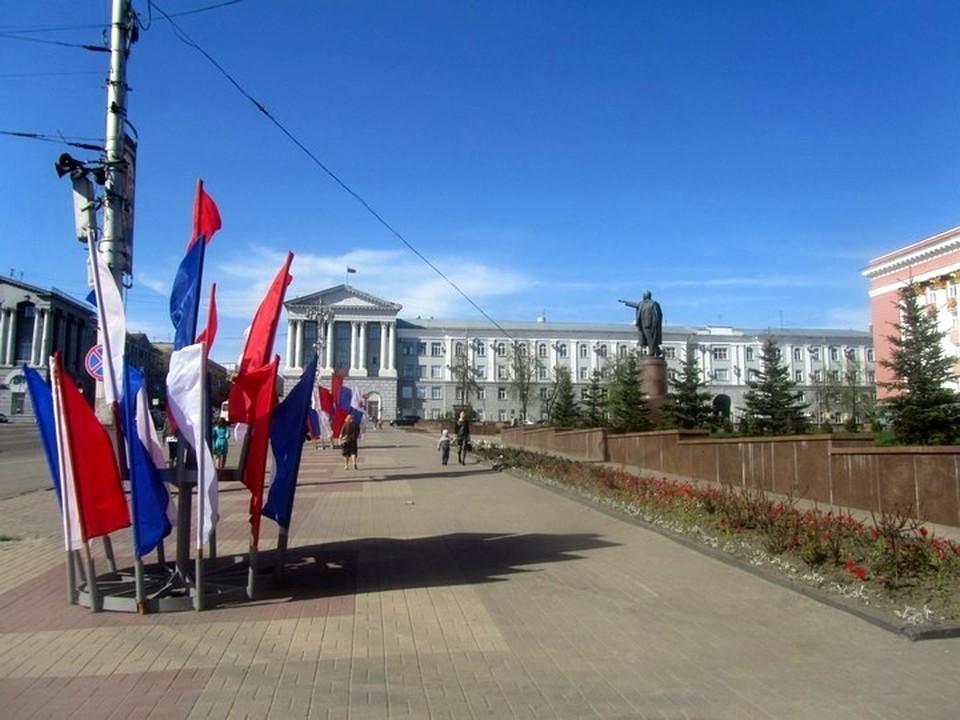 Курская область получит 863 миллиона рублей от Минфина