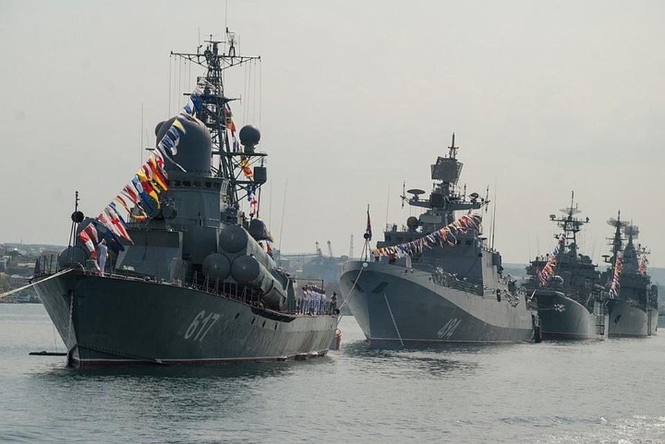 НАТО обвинило Россию в наращивании военной мощи в Крыму