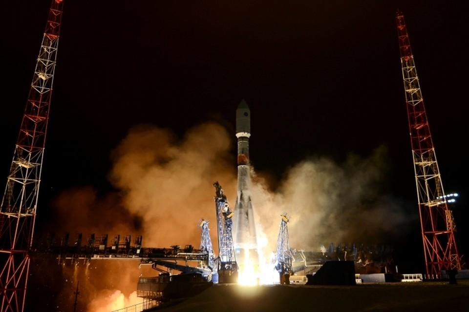 Ракета «Союз-2» стартовала с Плесецка