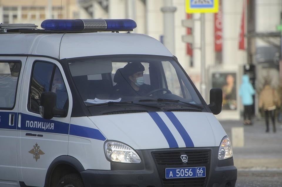 Стражи порядка патрулировали район и поймали матерого рецидивиста