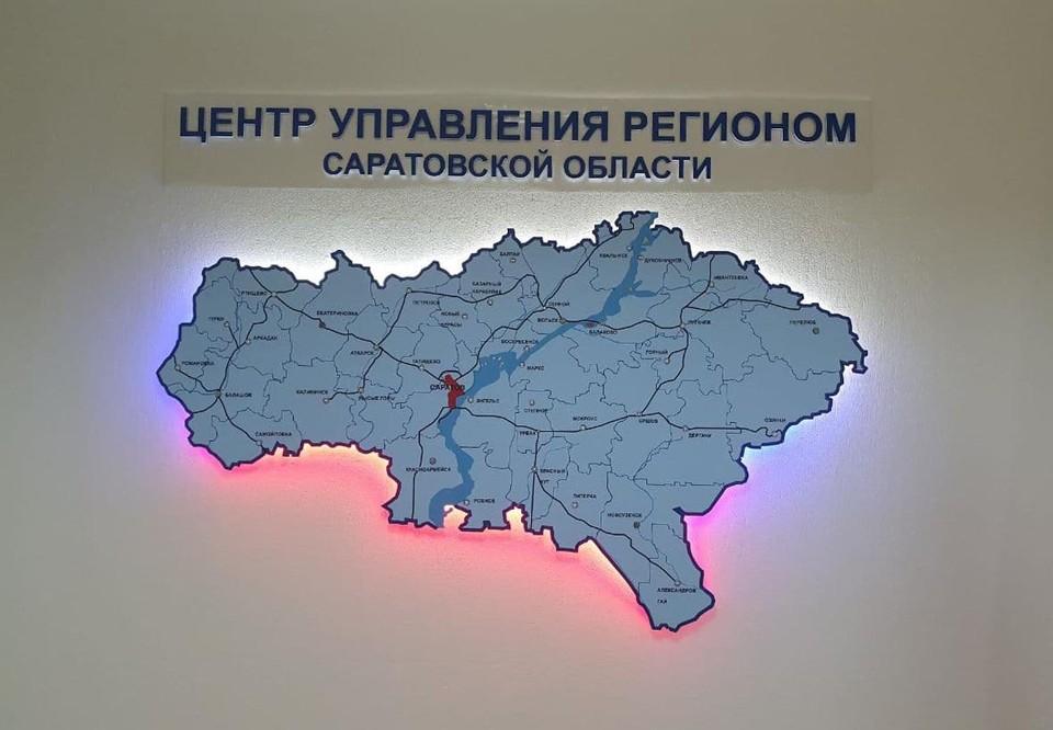 Центр Управления регионом (ЦУР)