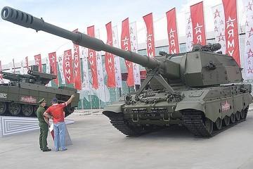 Минобороны России готовит Международный военно-технический форум «Армия»