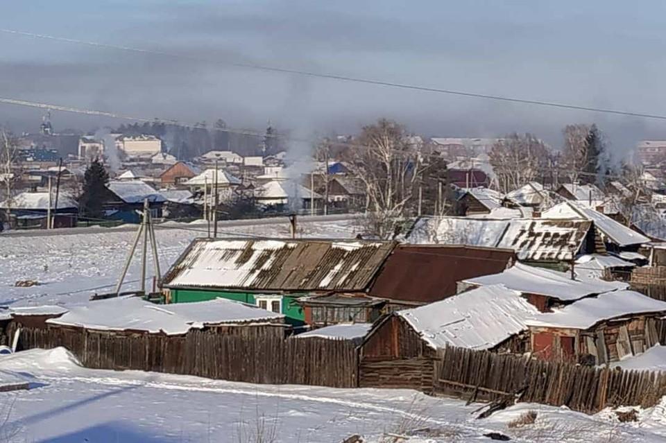 Замгубернатора сообщил, почему над Кузбассом не может рассеяться смог. Фото: Андрей Панов/ Instagram