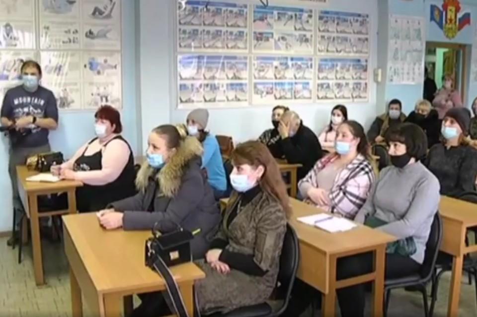 Женская бригада начала обучение на водителей автобусов в Новокузнецке. Фото: Администрация Новокузнецка/ Instagram