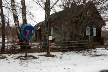 Старая добрая телефонная будка