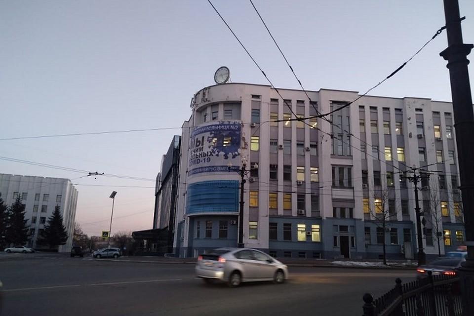 В Хабаровске несколько ведущих больниц перепрофилированы под инфекционные госпитали