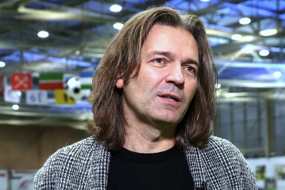 Певец и композитор Дмитрий Маликов
