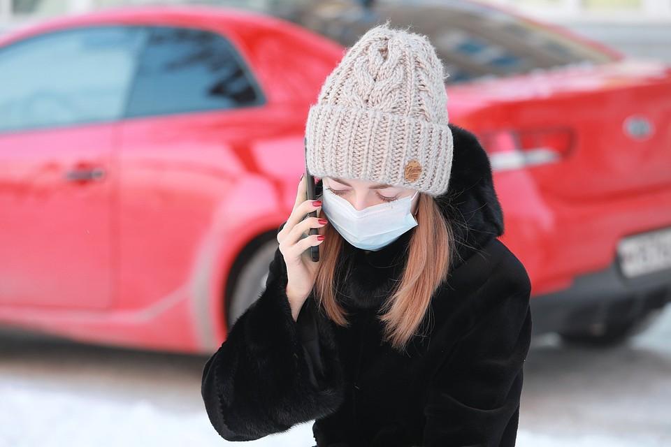Коронавирус в Красноярске и крае, последние новости на 6 декабря 2020: результат теста на COVID-19 по телефону будет сообщать робот