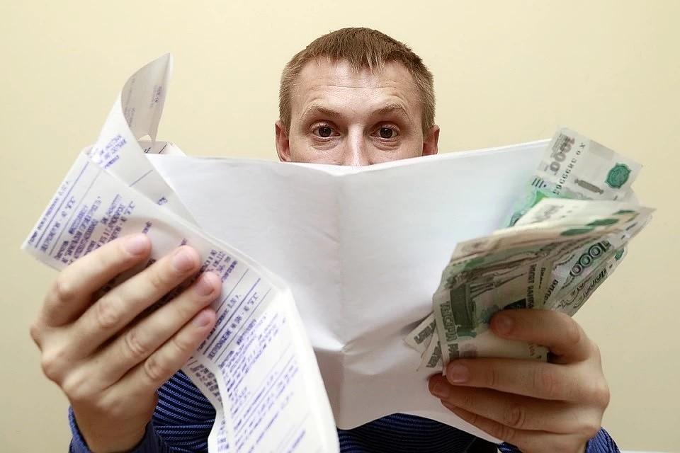 Минстрою предложили в 2021 году не штрафовать россиян за просроченные платежи по коммуналке