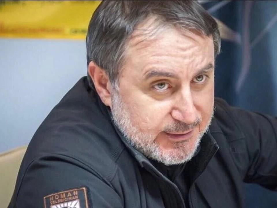 С 2014 года Ленур Ислямов находится на Украине. Фото: Ленур Ислямов / Facebook