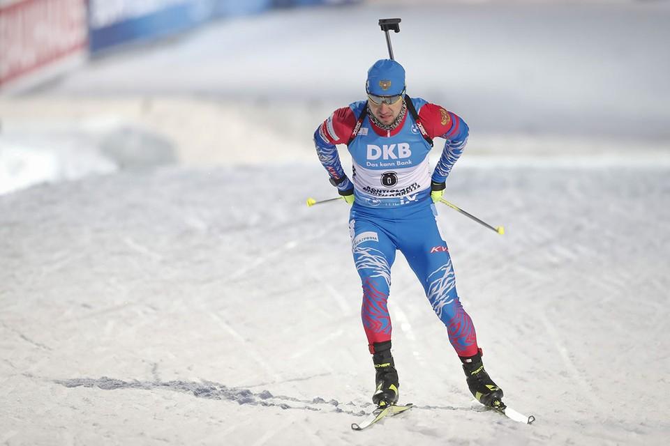 Александр Логинов «застрелился» на последнем рубеже, и сборная России вновь осталась с деревянной медалью.
