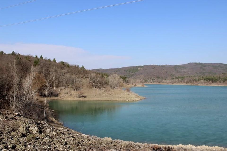 В Счастливенском водохранилище осталось 2,7миллиона кубометров воды. Фото: Водоканал ЮБК