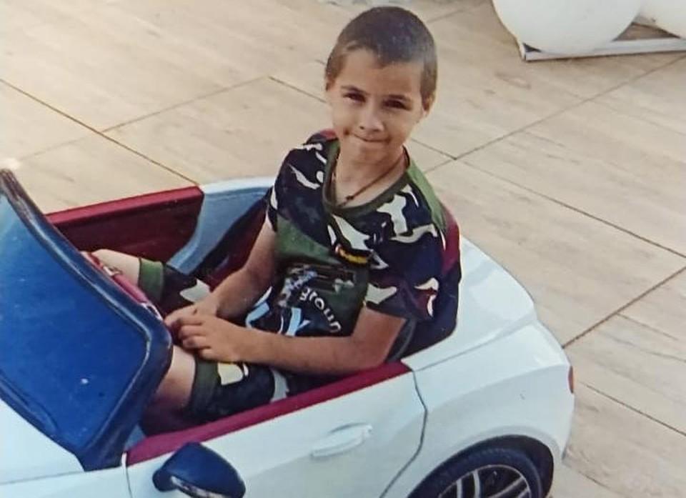 Полиция просит откликнуться всех, кто видел ребенка
