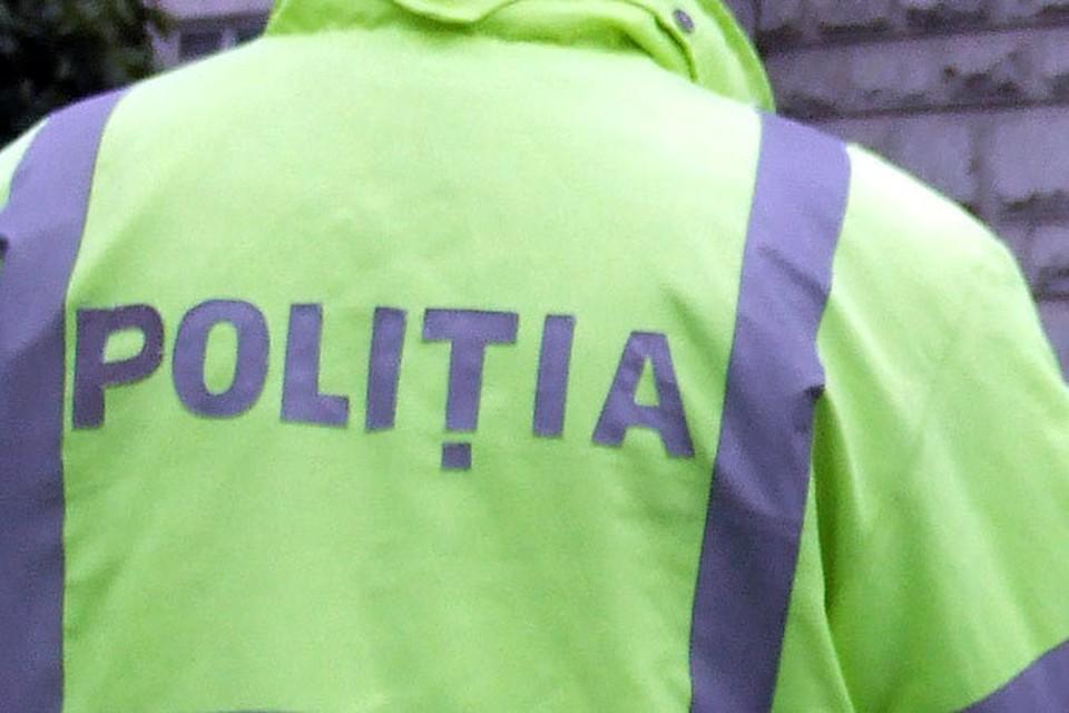 Полиция разыскивает виновника ДТП.
