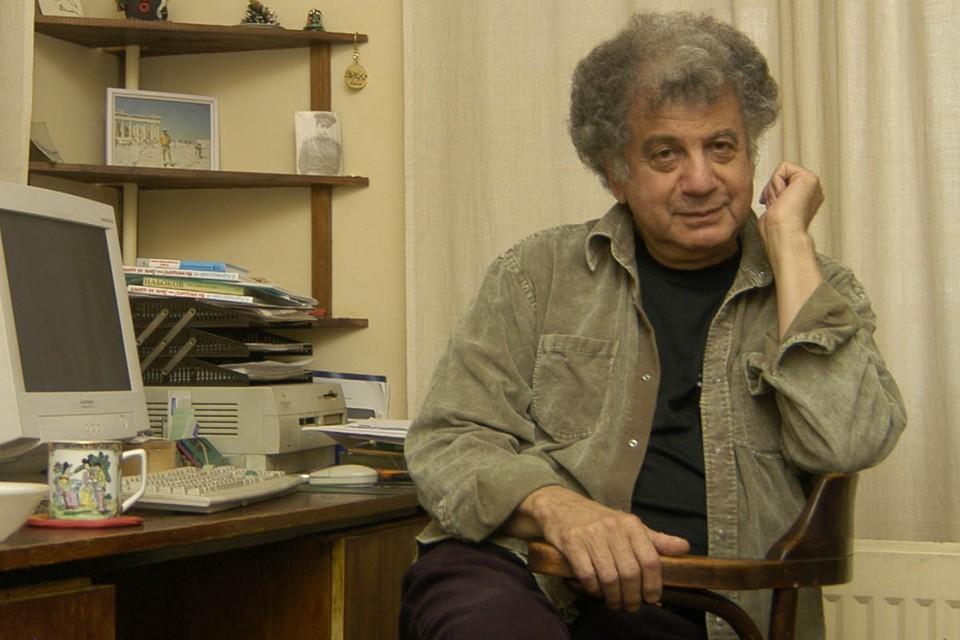 Александр Курляндский умер на 83-м году жизни