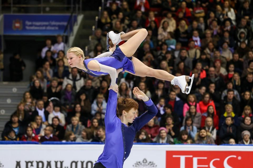 Евгений Тарасова и Владимир Морозов снова выступят в Челябинске.