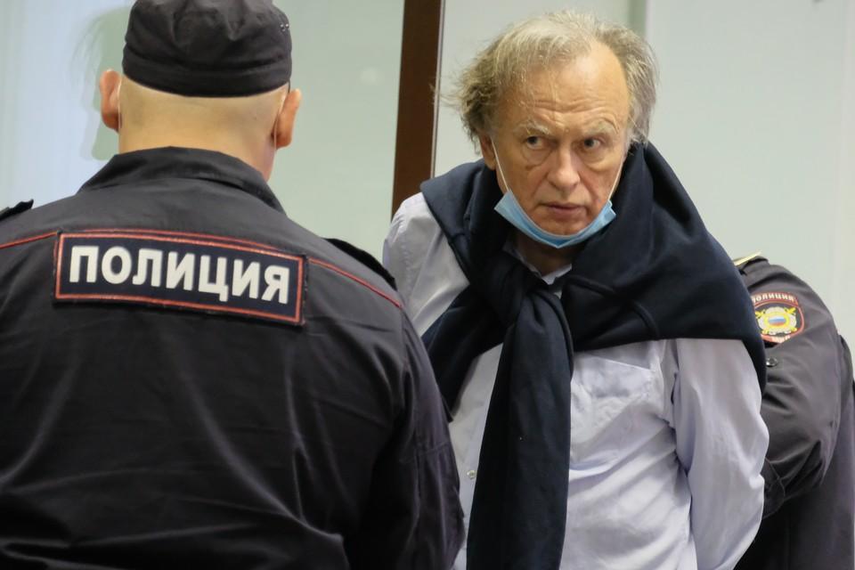Олег Соколов признал вину в убийстве аспирантки Анастасии Ещенко