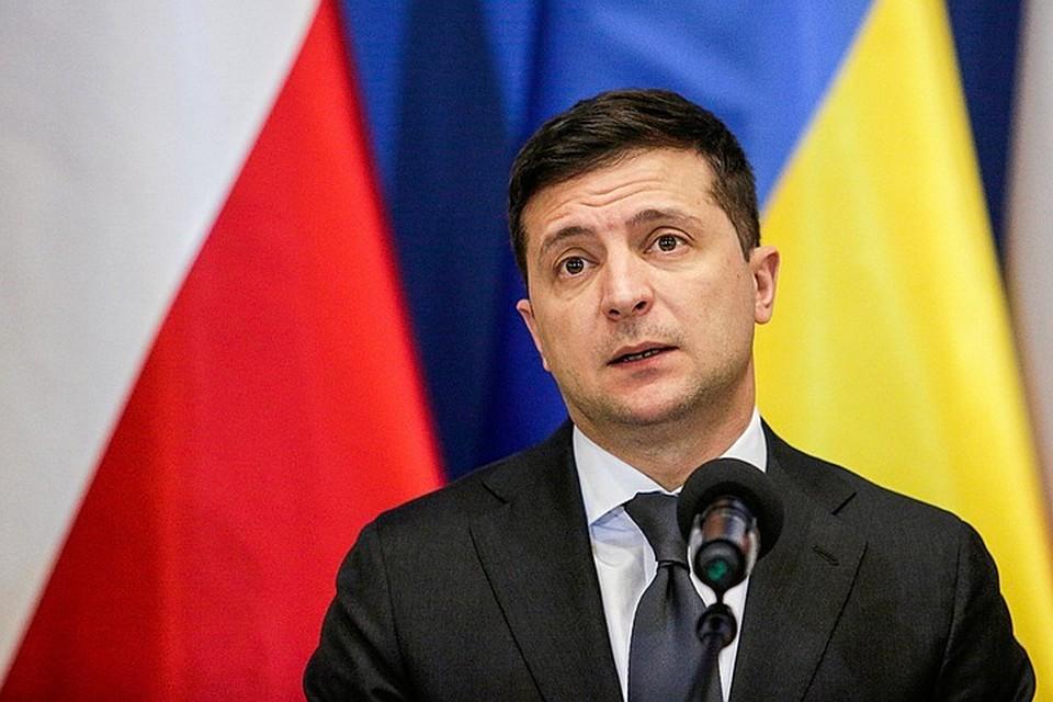 Владимир Зеленский рассказал, что бы предпринял при наступлении России