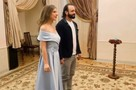 Накануне свадьбы с Ильей Авербухом Лиза Арзамасова подружилась с его бывшей женой