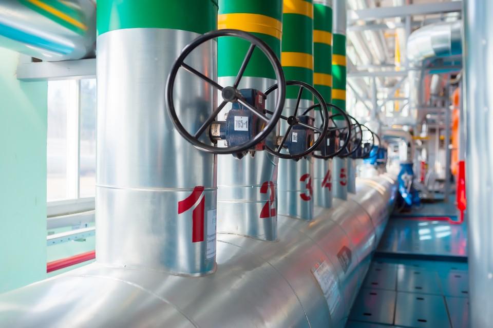 Когда пандемия охватила страну, теплоэнергетики работали в режиме повышенной готовности. Фото: Архив «Газпром теплоэнерго».