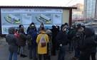 Прождали мэра час на морозе. Во Владивостоке острый вопрос точечной застройки повис в воздухе