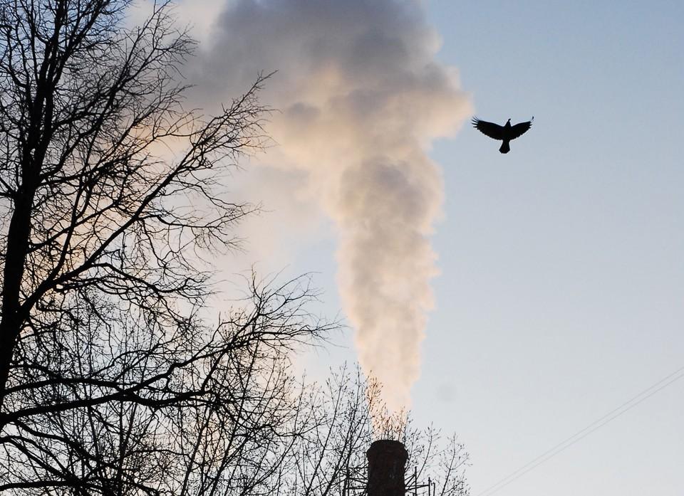 На два праздничных в Омске прогнозируют повышенное загрязнение воздуха.