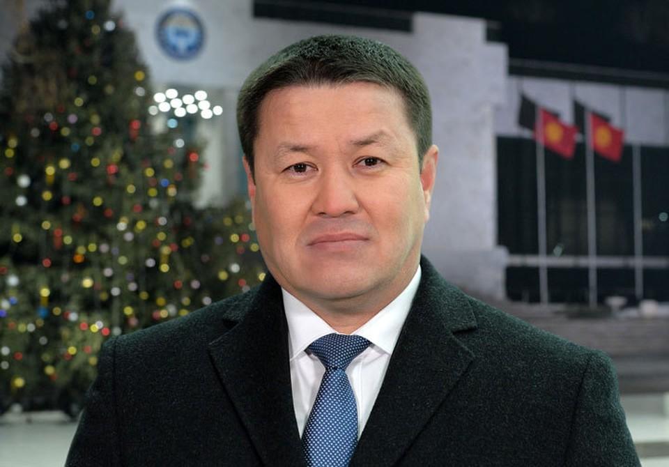 И.о. главы государства поздравил кыргызстанцев с Новым годом.