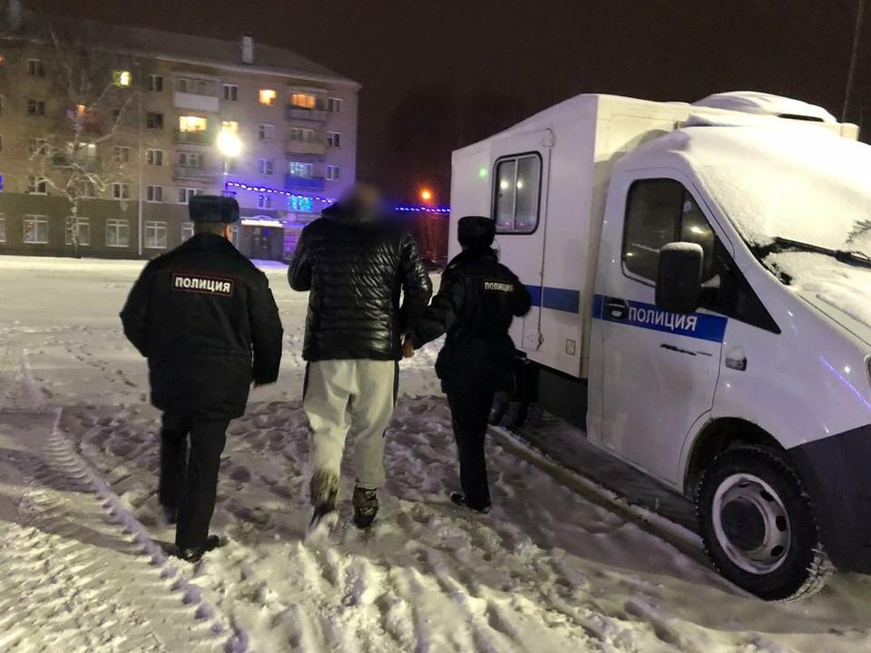 В Москве удалось задержать находящегося в федеральном розыске жителя Петровска