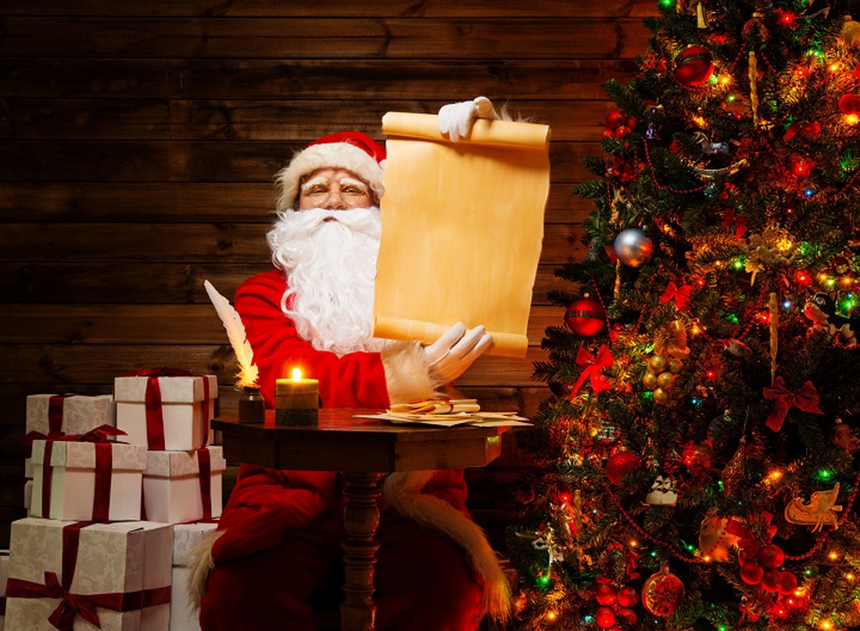 Даже когда люди вырастают, им хочется, чтобы Дед Мороз не забыл о них и принес подарок под елку.