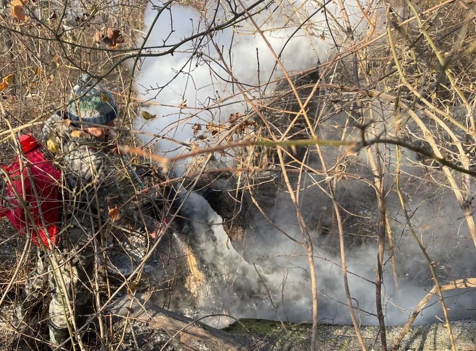 Фото: ресс-служба ГУ МЧС России по Краснодарскому краю
