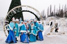 В Уфе состоялся Парад Снегурочек с Анной Семенович