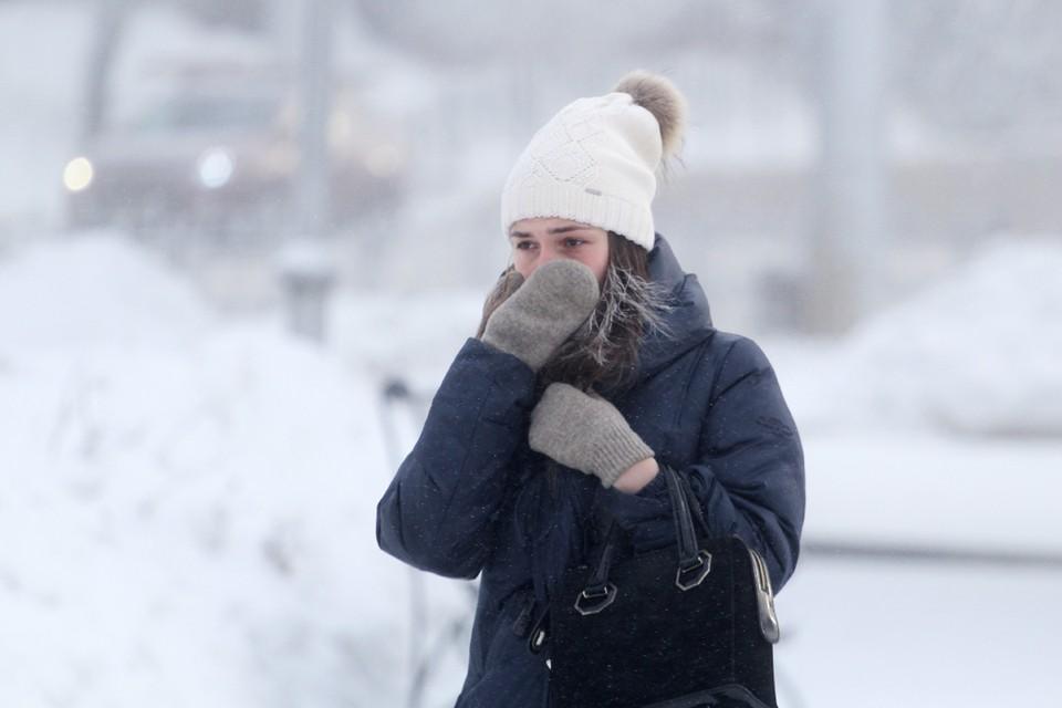 МЧС: в Иркутской области 4 января метели, сильный ветер