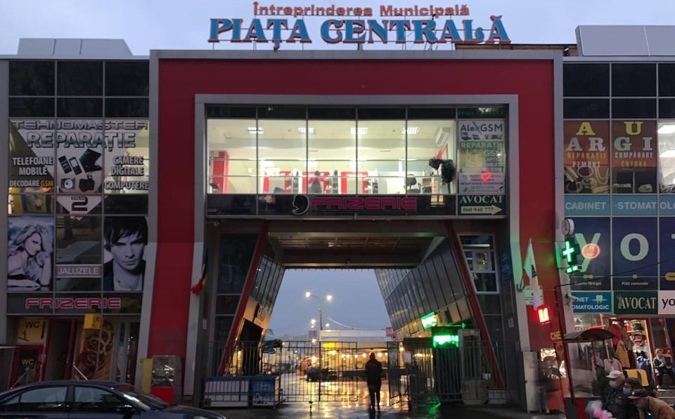 В рождественские дни Центральный рынок Кишинева будет закрыт. Фото: соцсети
