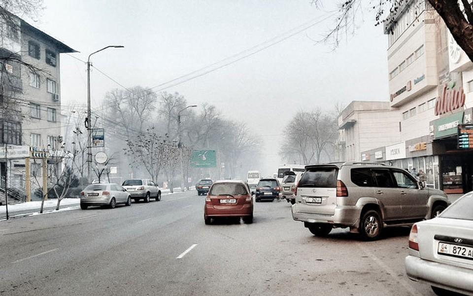 Последние несколько лет с наступлением холодов бишкекчане задыхаются от смога.