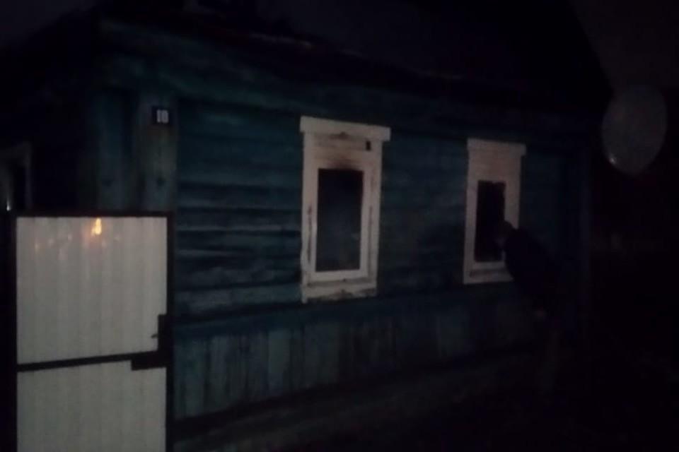 В пожаре в брянском городе Трубчевск погиб 55-летний мужчина.