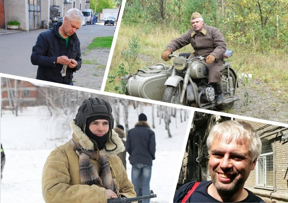 49-летний Артем Павлов увлекался модельной техникой и реконструкциями. Фото: Артем Павлов / Vk.com