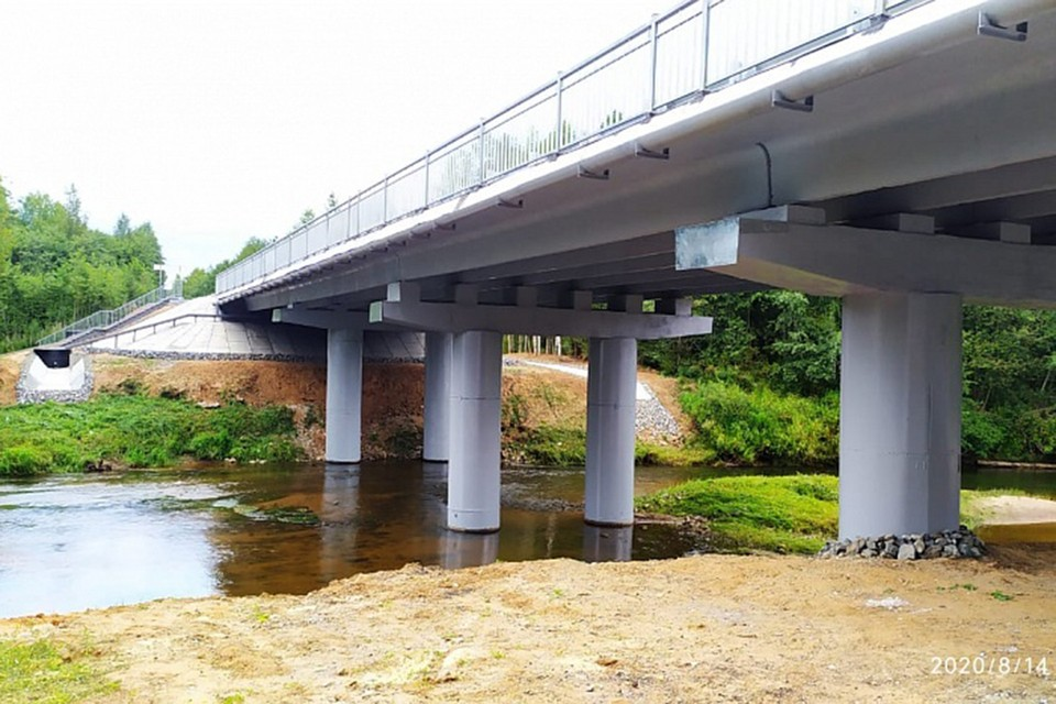 В Уржумском районе планируют отремонтировать два моста. Фото: kirovreg.ru
