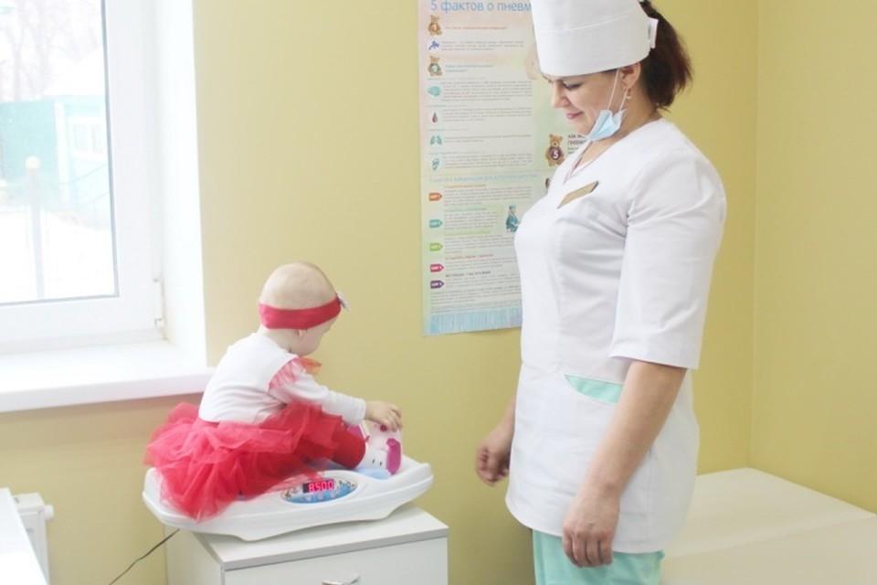 Пресс-служба министерства здравоохранения Пензенской области